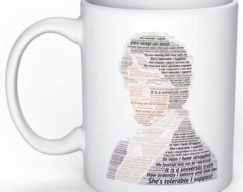 Mr. Darcy Mug