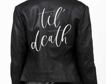 Til Death - Modern