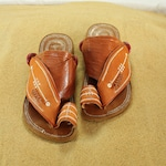 Men's SandCruisers handmade leather sandals ~ Traditional Arabian Sandals ~ Great for Earthing, beaches, pools, parks, grass, and outdoors!