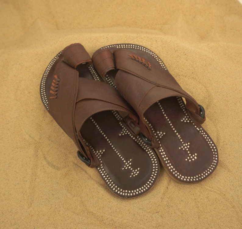 cce6b52aaa1a5 Men's SandCruisers handmade leather sandals ~ Traditional Arabian Sandals ~  Great for beaches, pools, parks, grass, and outdoors!