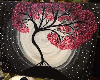 Tree Beyond the Moon