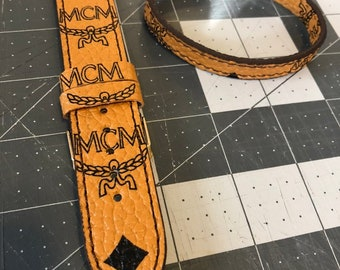 MCM APPLEBAND/BRACELET set
