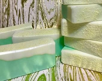Key Lime Soap