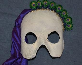 Vanitas mask