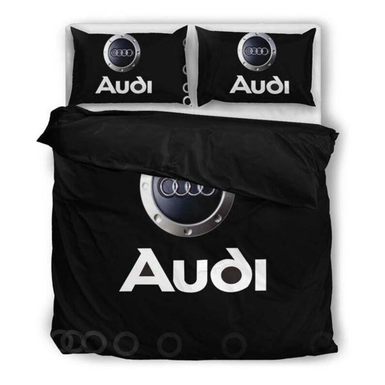 Audi Schatten Ringe Bettwäsche Set Etsy