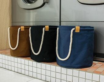 Laundry bag/Laundry basket/plant basket/trash basket/underwear bag/toy box