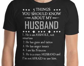More Colours Husband Shirts Gift Nerdy