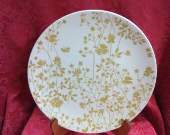 Vintage. Golden Meadows plate.