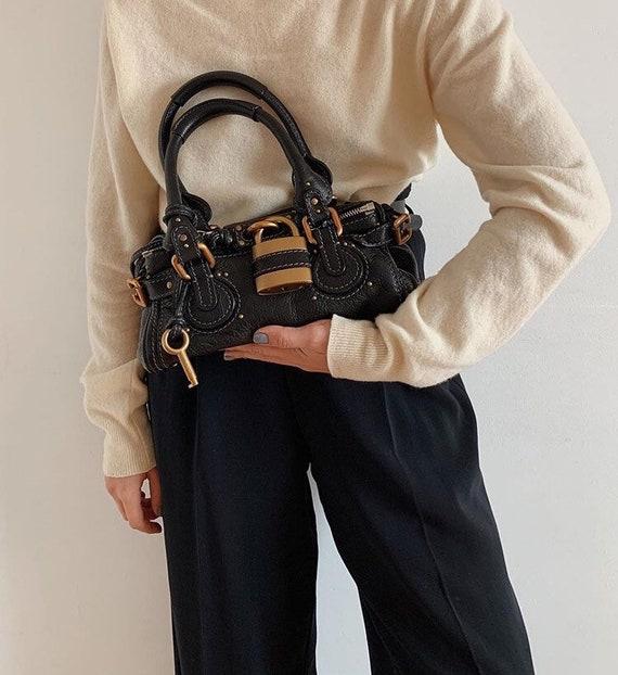 Authentic Chloe mini Paddington bag