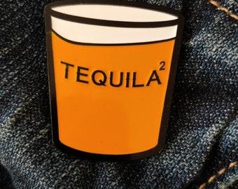 46687e4c59db Tequila Squared - Lito - Sense8 - Hat Pin - Lapel Pin