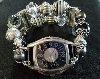 Handmade Beaded Watch
