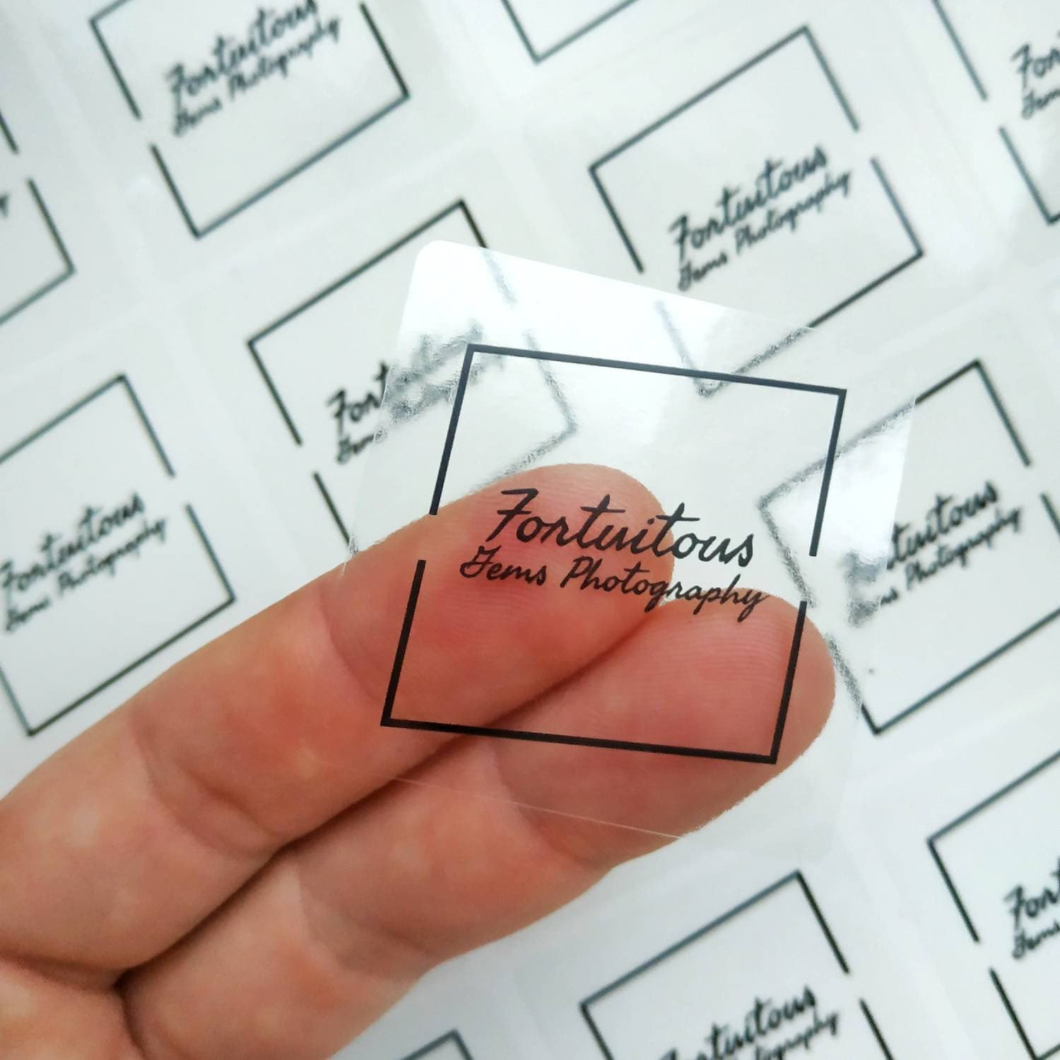 Custom clear stickers 2 custom labels transparent stickers custom round stickers clear sticker personalised clear label clear logo stiker