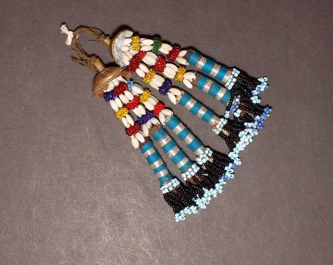Turkman Tribal DANGLES Bellydance ATS Kuchi Turkoman 622q4