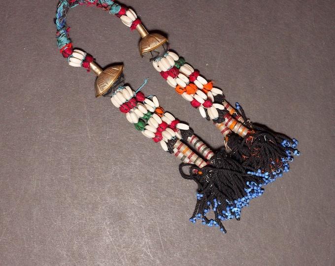 Turkman Tribal DANGLES Bellydance ATS Kuchi Turkoman 622q2