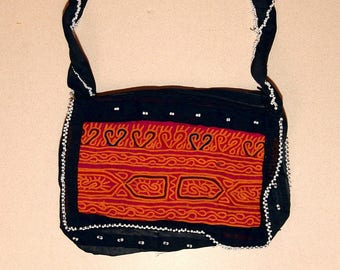 HANDBAG Kuchi Tribal Hobo BellyDance ATS Costume Handmade Kuchi Tribe 765f3