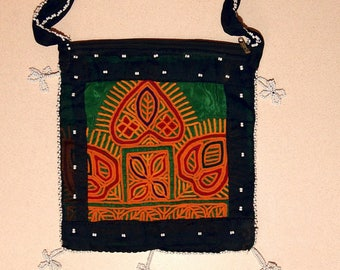 HANDBAG Kuchi Tribal Hobo BellyDance ATS Costume Handmade Kuchi Tribe 765d7