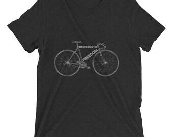 Retro 10 speed bike Short sleeve t-shirt