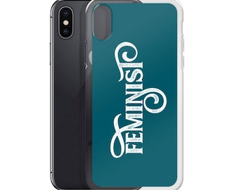 Feminist iPhone Case