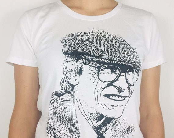 John Rawls T-shirt printed on organic Cotton