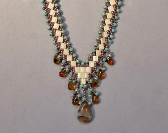 Southwest Tila Necklace