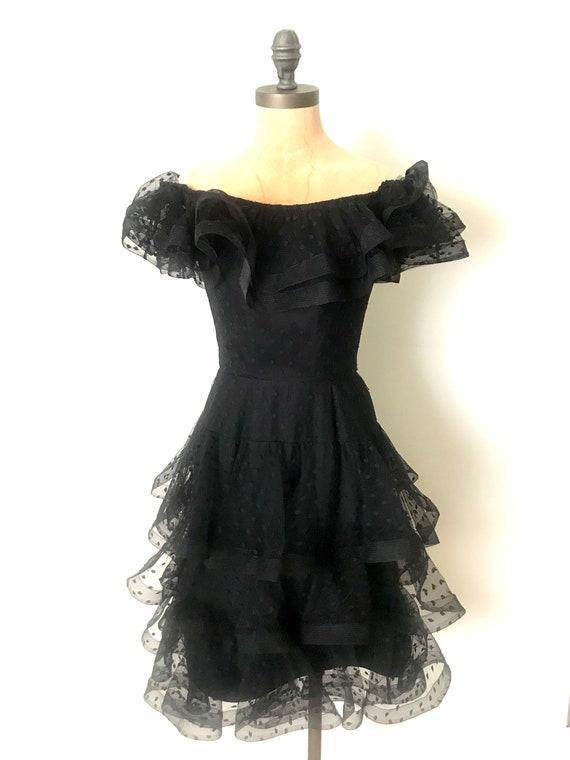 Vintage Scaasi boutique dress - Arnold Scaasi dre… - image 2