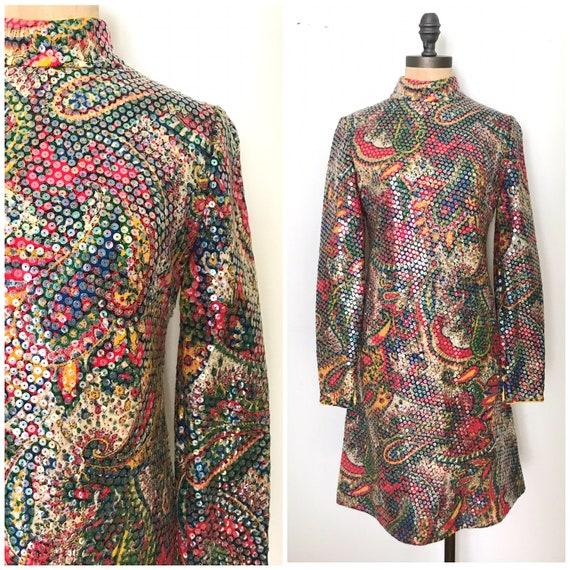 Vintage Joseph Magnin - Joseph Magnin dress - vint