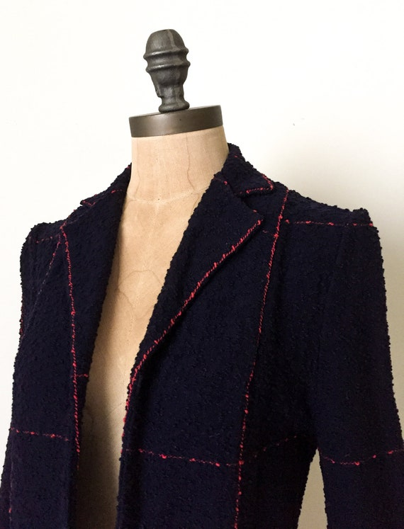 vintage crop jacket - vintage cropped jacket - vi… - image 5