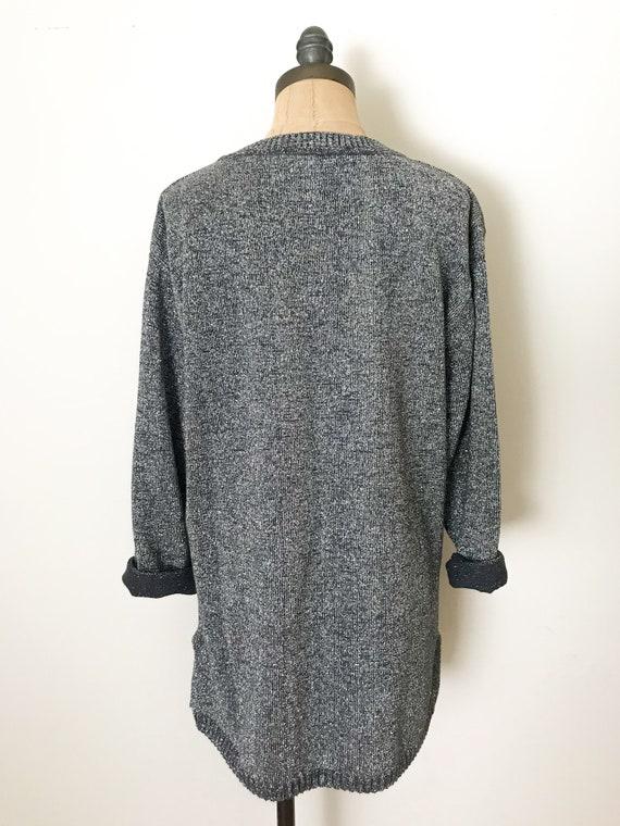 Vintage sparkle sweater - Vintage I. Magnin sweat… - image 4