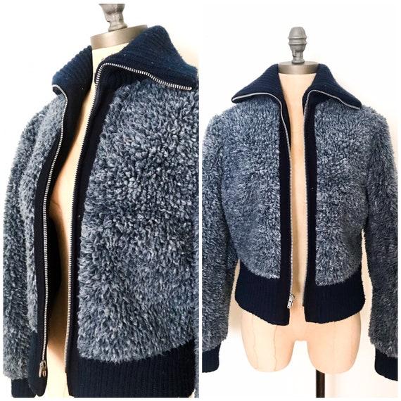 vintage bomber jacket - vintage bomber coat - vint