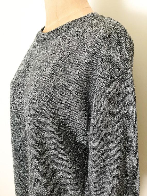 Vintage sparkle sweater - Vintage I. Magnin sweat… - image 9