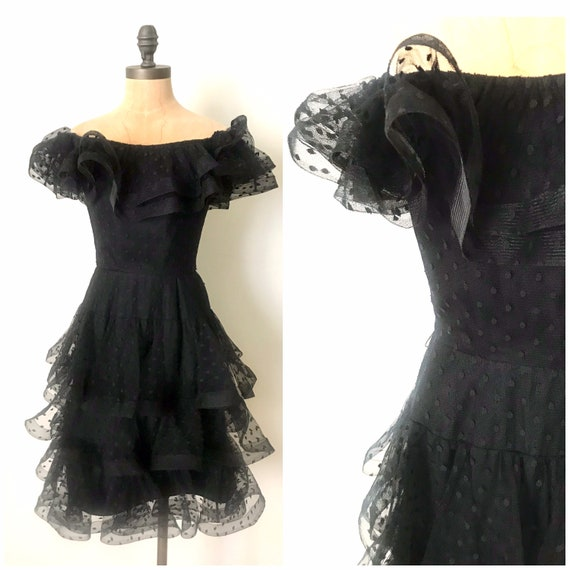 Vintage Scaasi boutique dress - Arnold Scaasi dres