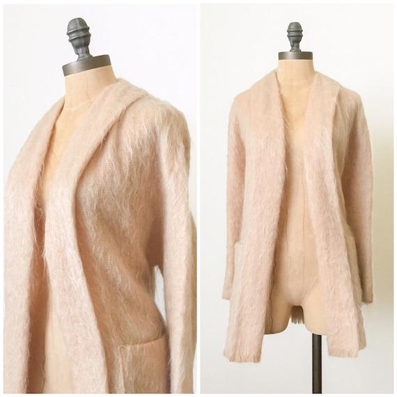 vintage mohair sweater - mohair sweater - vintage