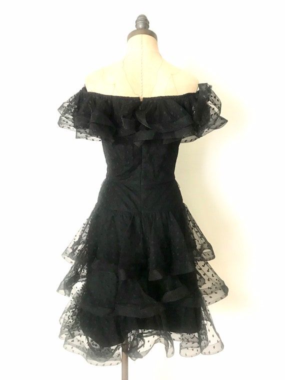 Vintage Scaasi boutique dress - Arnold Scaasi dre… - image 6