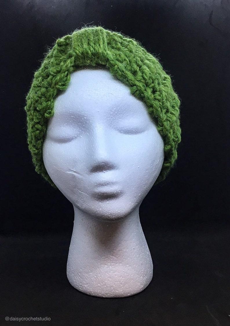 Handmade Headband Chunky Headband Wool Headband Ready to ship Cozy Ear Warmer