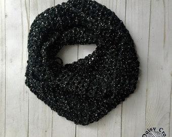 Women's Winter Scarf   Girl's Scarf   Women's Infinity Scarf   Women's wrap  Hand Crocheted Scarf