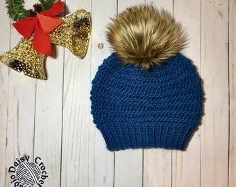 Wool Knit Beanie   Adult Winter Hat  Neutral Fall Beanie   Unisex Beanie   Men's Wool Beanie   Unisex Winter Cap   Women's Wool Beanie