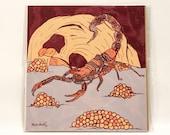Lava Scorpion *Print