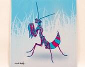 Winter Mantis *Print...