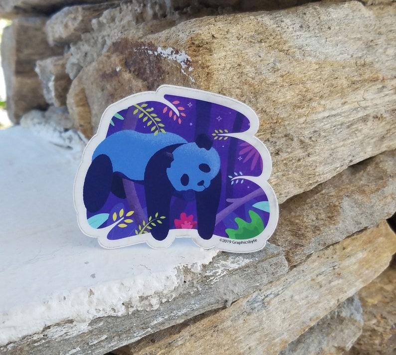 Panda Sticker image 0