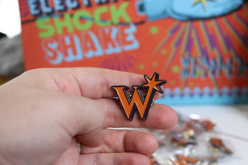 Weasley enamel pin image 0