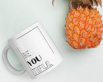 Good Vibrations 11 15 Oz Coffee Mug Perfect Gift For A Friend Positive Vibrant