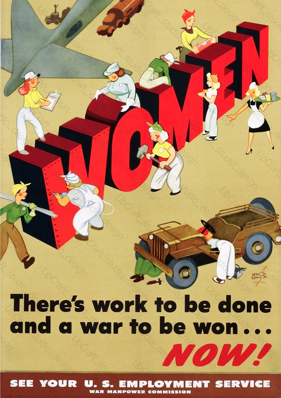 Ww2 Propaganda Printable Poster Ww2 Propaganda Ww2 Etsy