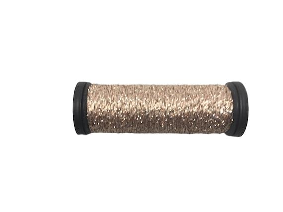 Sky Blue 014 Kreinik Metallics #16 Medium Braid 10 meters 1 spool