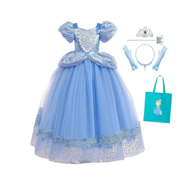 Cinderella inspired dress Cinderella dress for girls