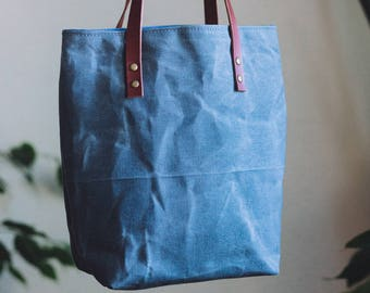 The Project Bag in Granite