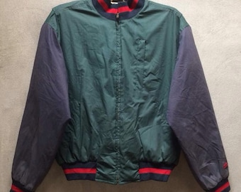 03cd8cb8d Vintage 80 s 90 s Polo Country Ralph Lauren Colorblock Green Blueblack  Lolife Pwing Polo Stadium