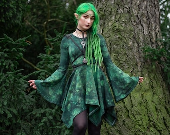 040d7b313 Spring Elven Dress