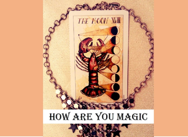 What makes YOU magic, tarot reading with The Sun's Kerry King, via pdf/email