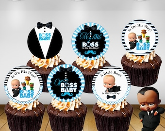 Boss Baby Baby Shower Etsy