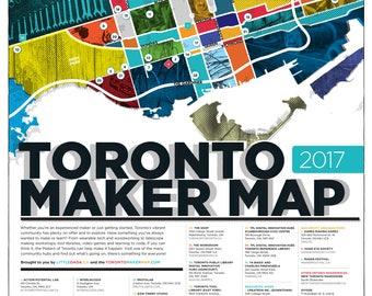 Toronto Maker Map